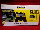 Karcher Electric Power Pressure Washer 1700 PSI 1.3 GPM Trigger K3FMEUniversal